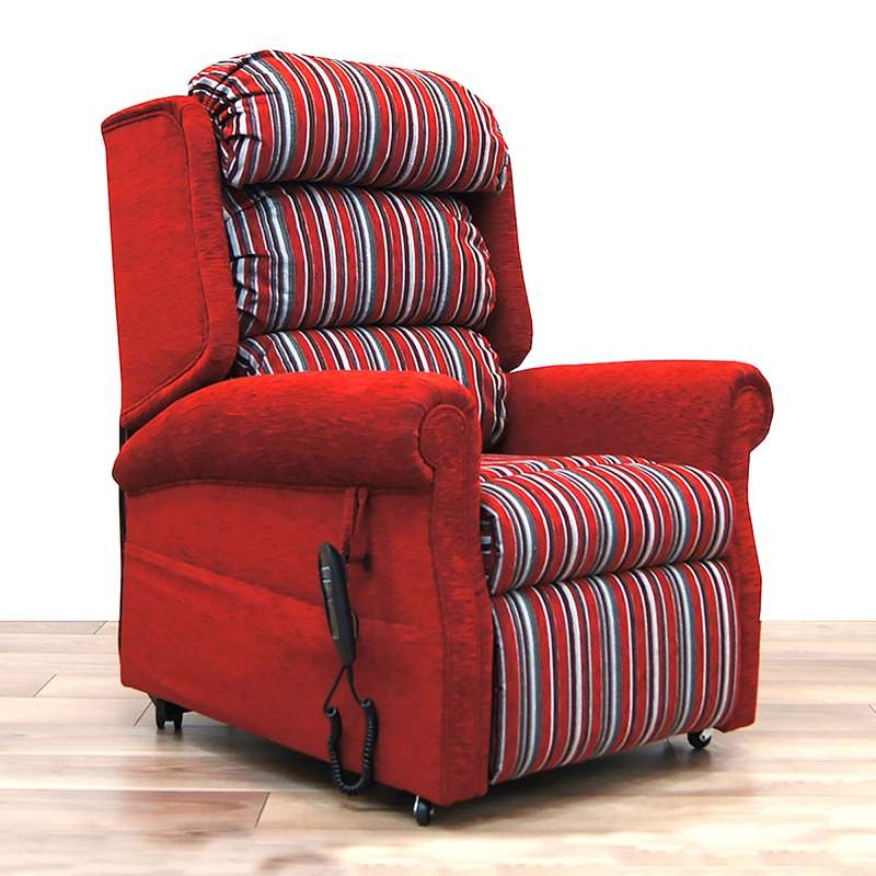 Dual Motor Riser Recliner Chairs