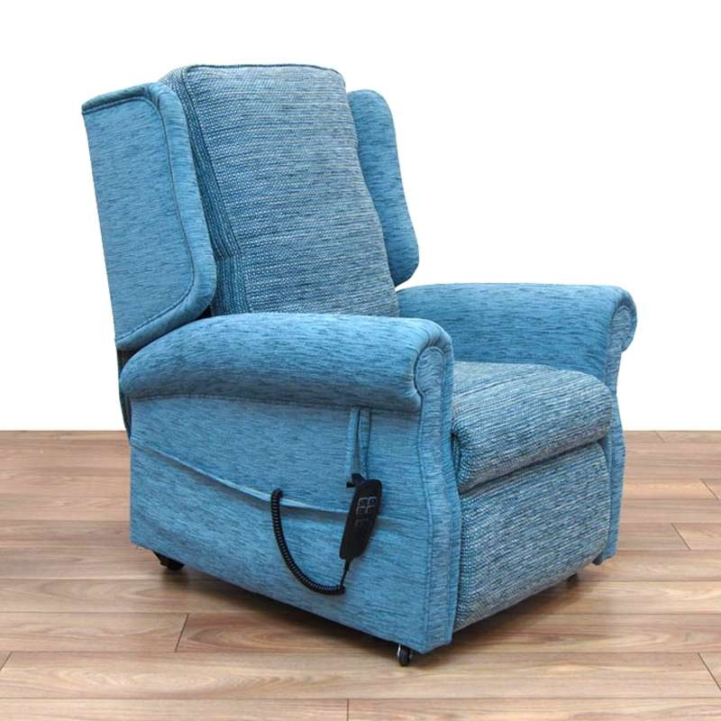 Dual Tilt in Space Riser Recliner Chairs