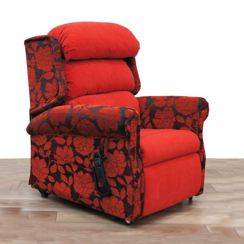 Single Motor Riser Recliner Chairs