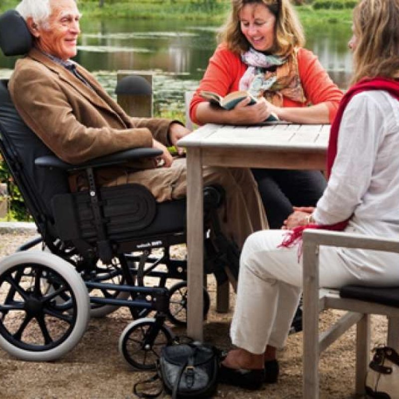 Tilt in spce Wheelchairs