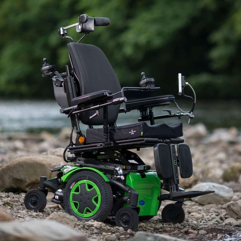Prescriptive Electric Powered Wheelchairs