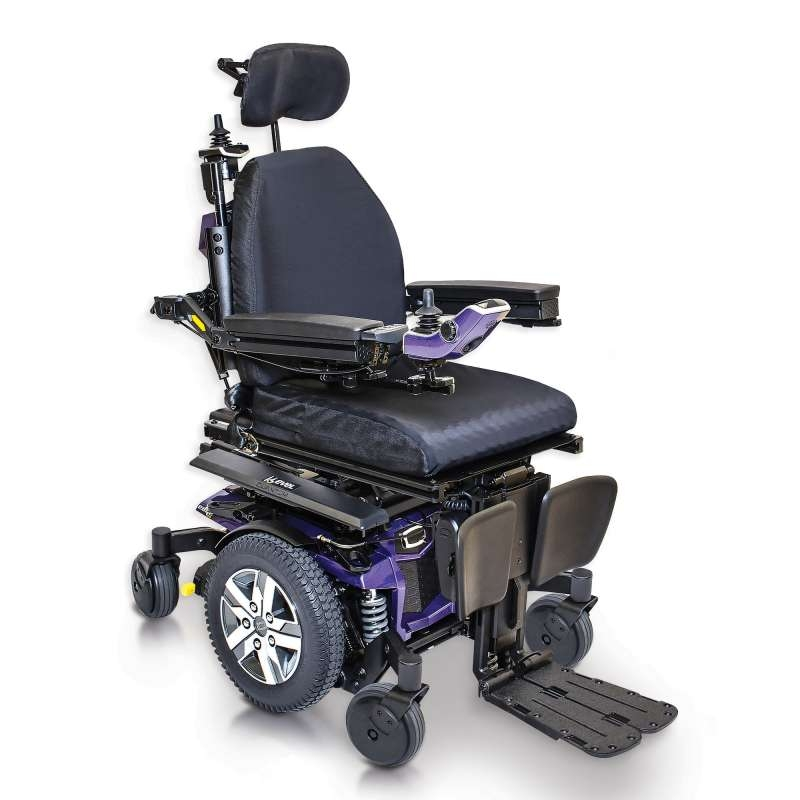 Used Electric Powered Wheelchairs