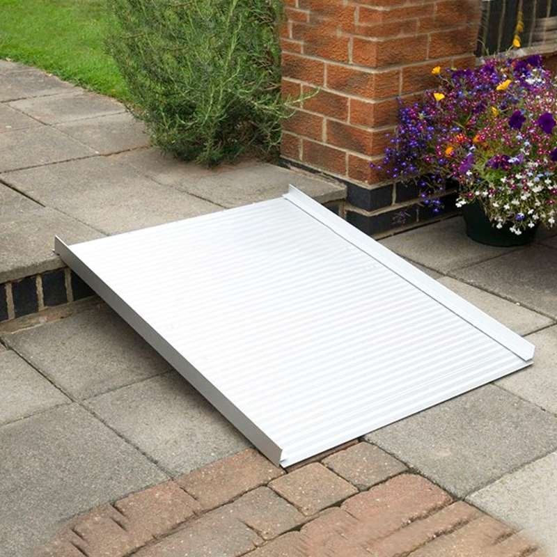 Drive Devilbiss 3ft Roll up aluminium ramp