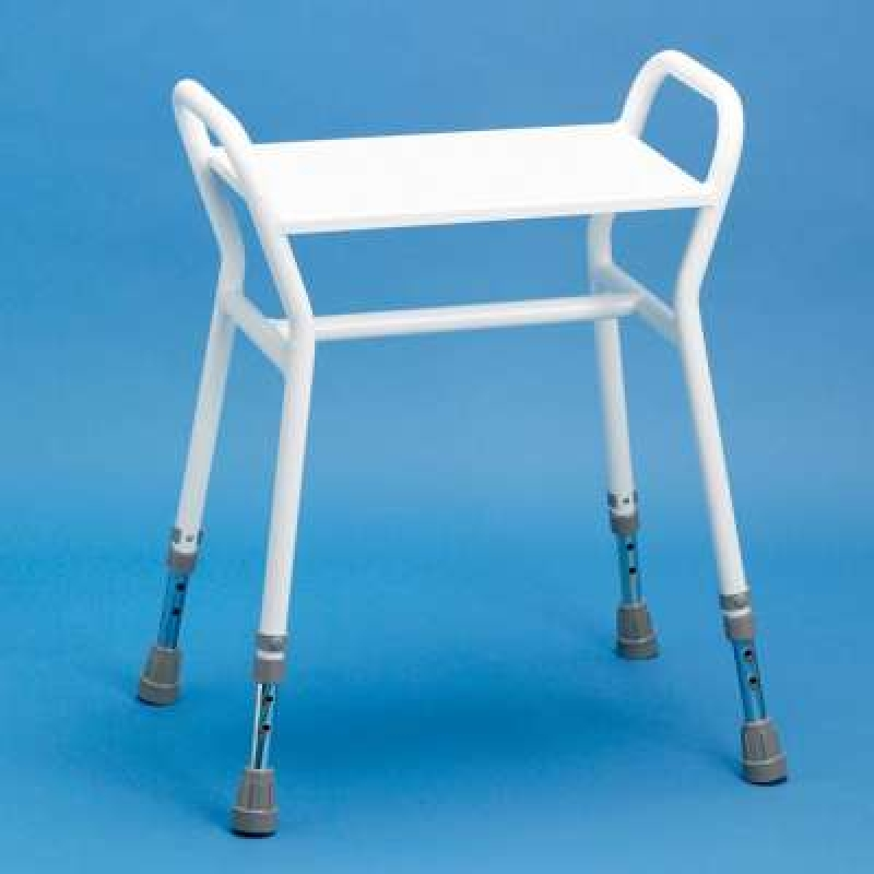 Drive Devilbiss Bosworth shower stool with handles