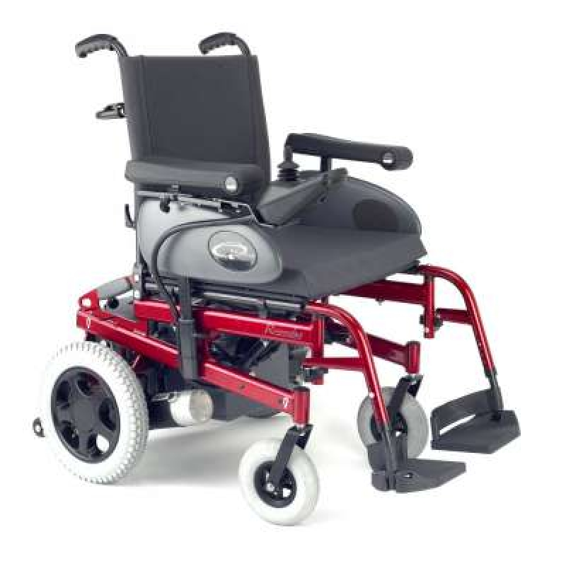 Sunrise Medical Quickie Rumba Folding Powerchair
