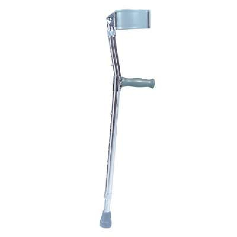 Drive Devilbiss Bariatric Steel Forearm Crutches