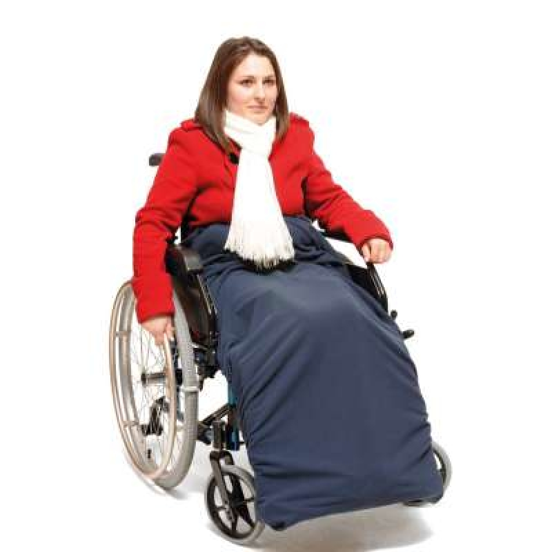 Simplantex Unlined Wheelchair Wheely Apron