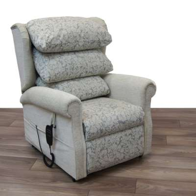 Rise & Recline Monarch Single Motor Tilt in Space Chair