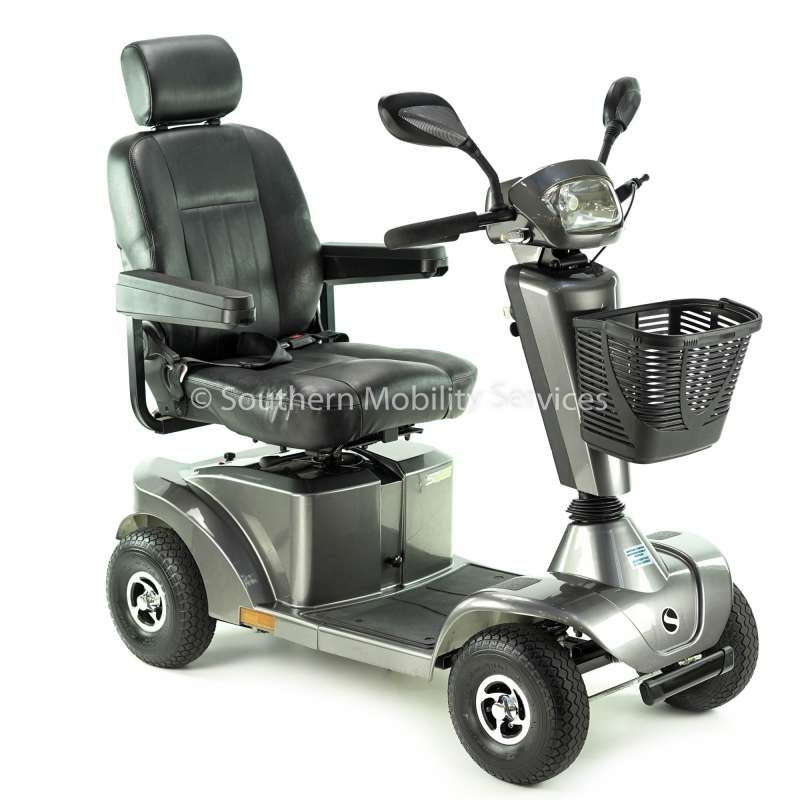 Sunrise Medical Sterling S425 8 mph Road Mobility Scooter
