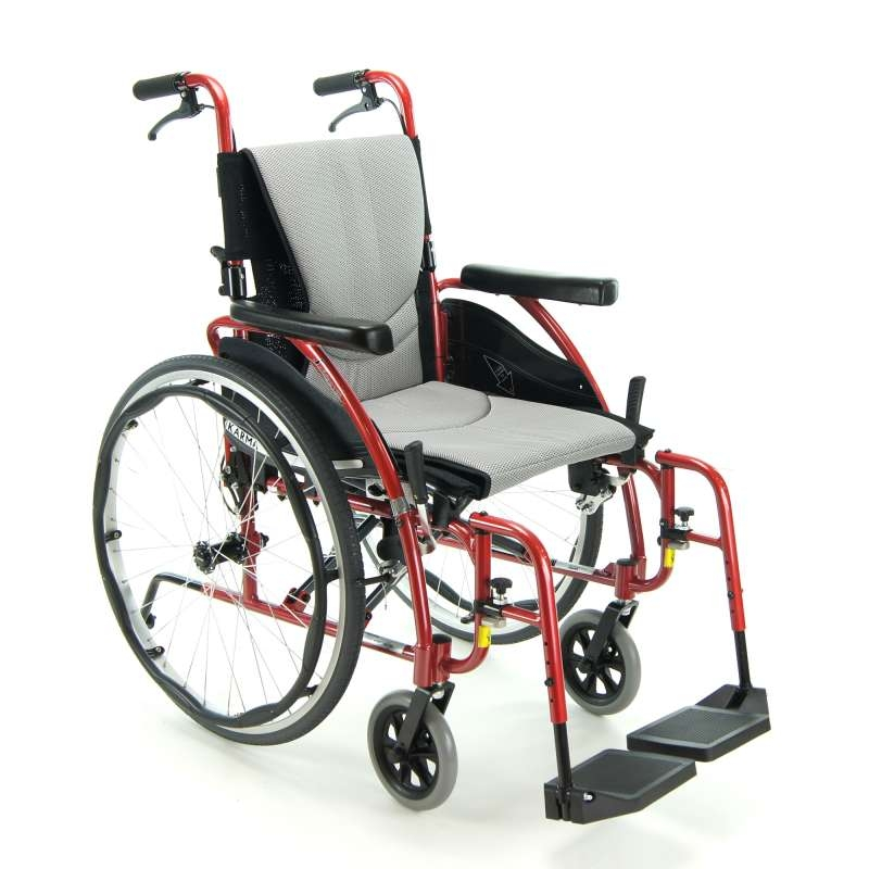 Karma Ergo 125 Self-Propelled Lightweight Wheelchair