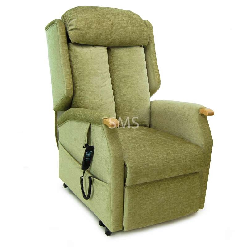 Rise & Recline T Back Dual Motor Tilt in Space Riser Recliner