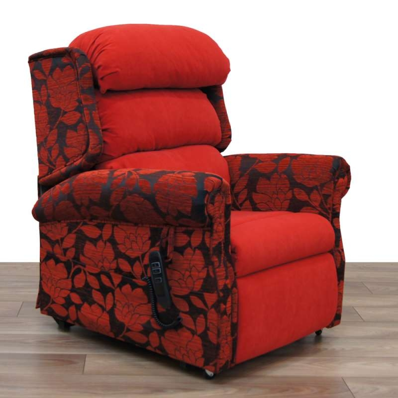 Rise & Recline Royal Single Motor Tilt in Space Riser Recliner