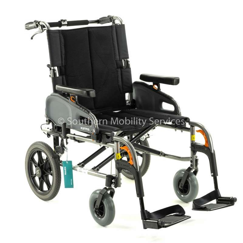 Karma Flexx HD Transit Wheelchair