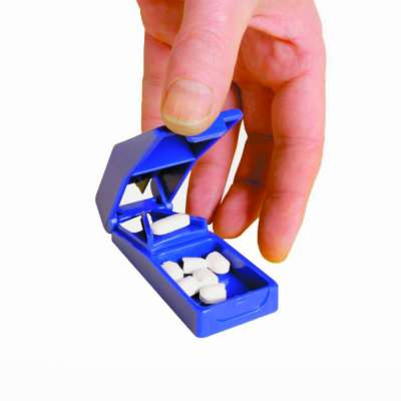 Able2 Pill Cutter and Storage Aid
