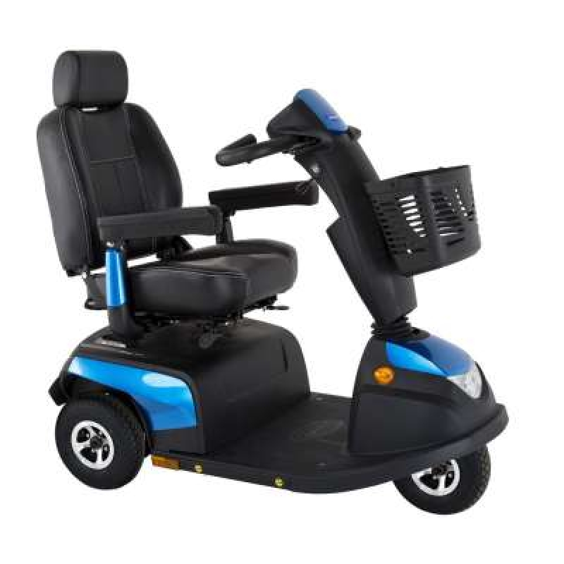 Invacare Orion Metro 6mph 3 Wheel Mobility Scooter
