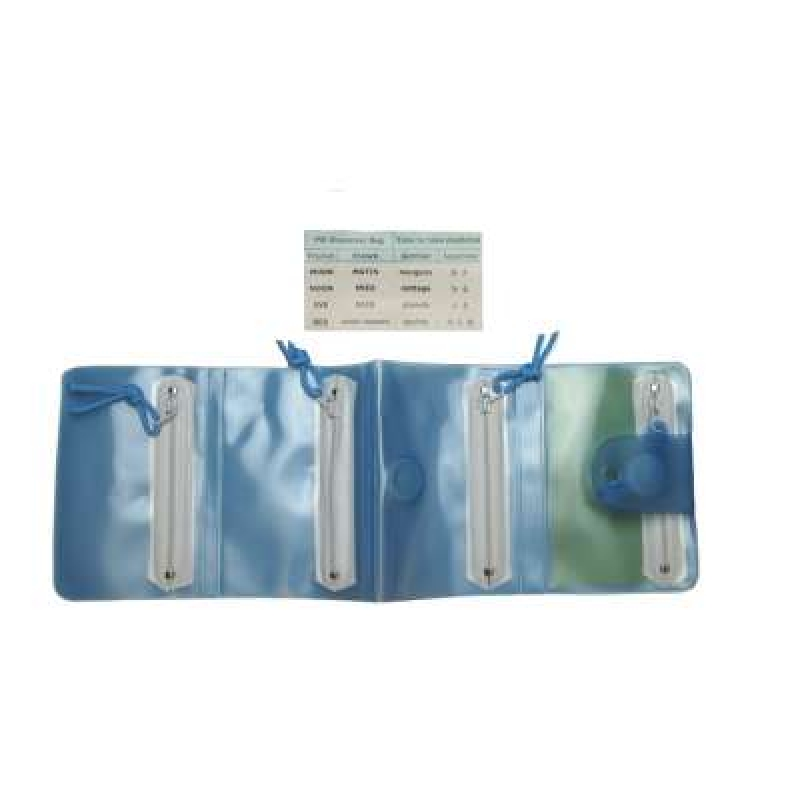 Able2 Pill Dispenser Medication Bag