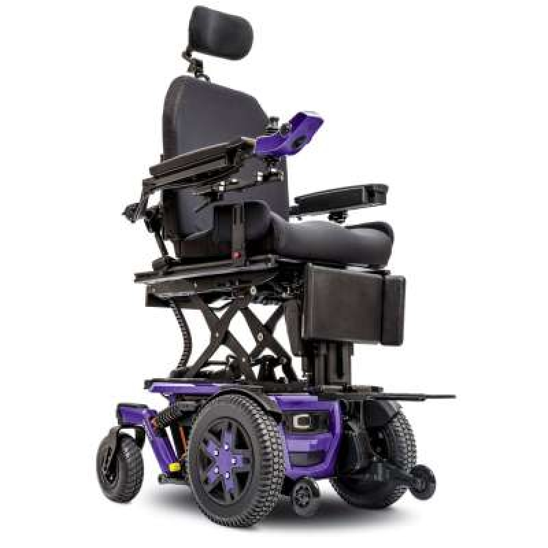 Quantum 4Front Front-Wheel Drive Power Chair