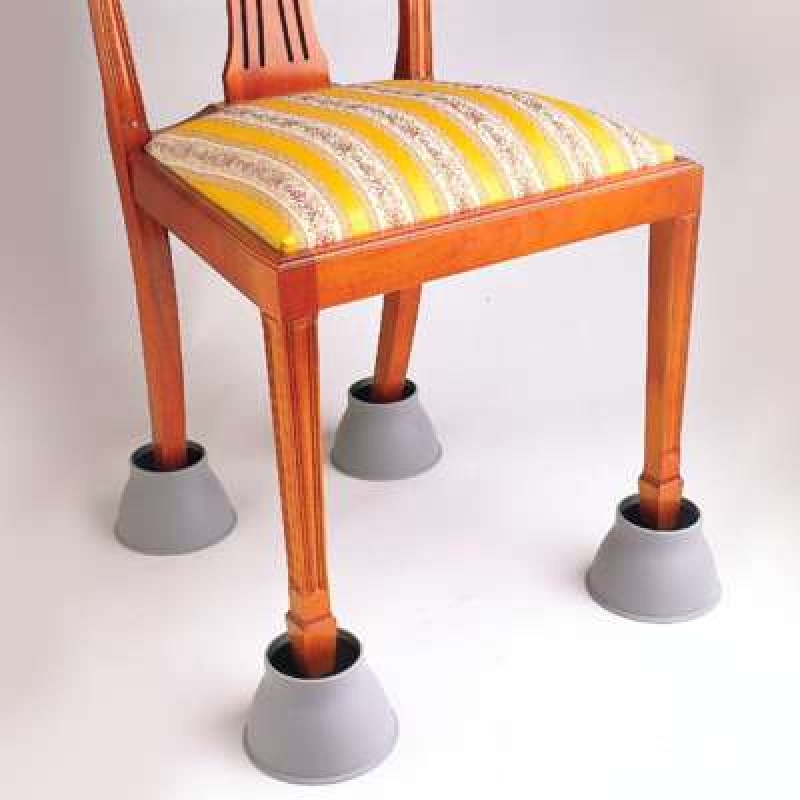 Drive Devilbiss Elephant Feet Chair Raisers