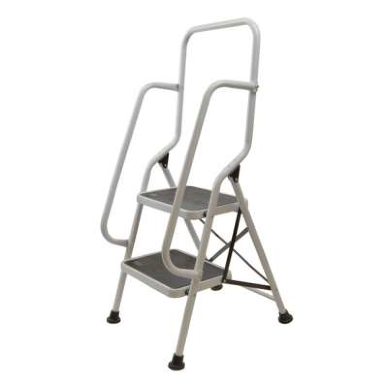 Drive Devilbiss Two-Step Safety Support Ladder