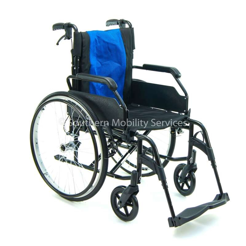 """Black Edition"" Easy1 Self Propelled Wheelchair"