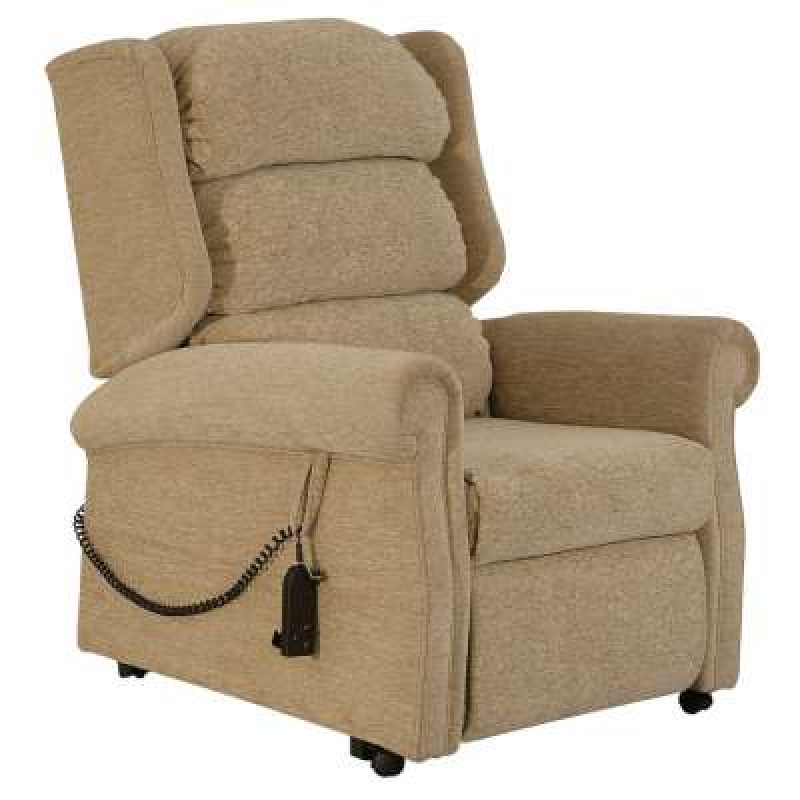 Rise & Recline Royal Single Motor Wallhugger Chair