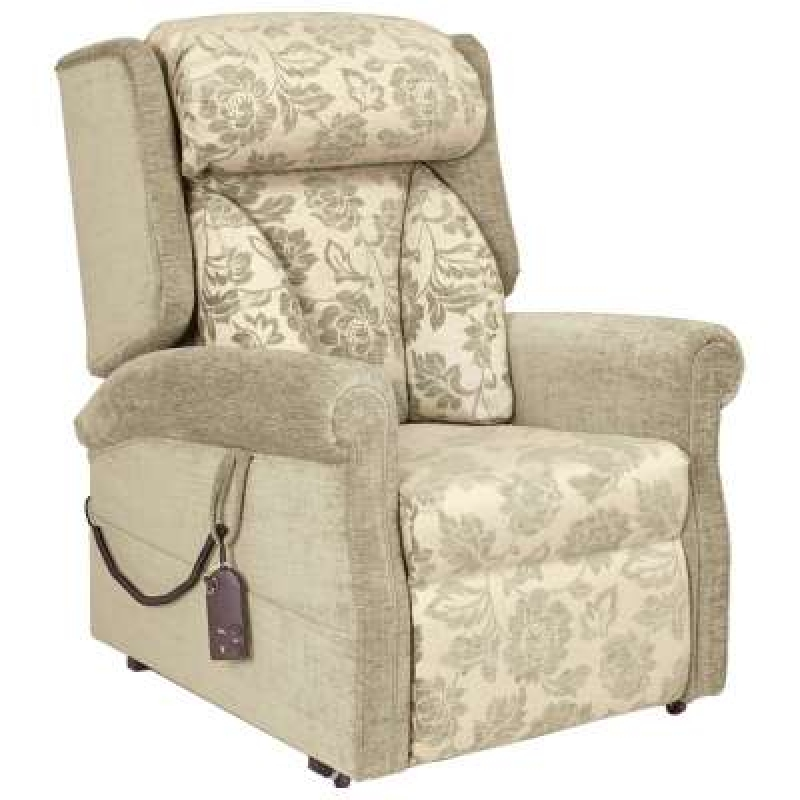 Rise & Recline Lateral Support Wallhugger Riser Recliner