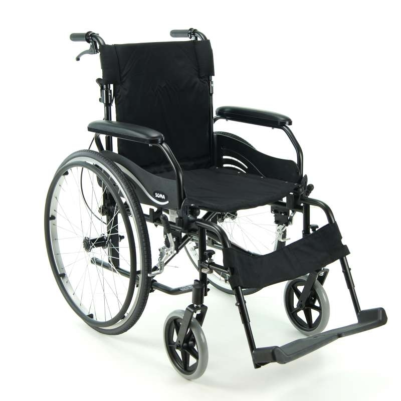 Karma Wren 2 Alloy Self Propelled Wheelchair