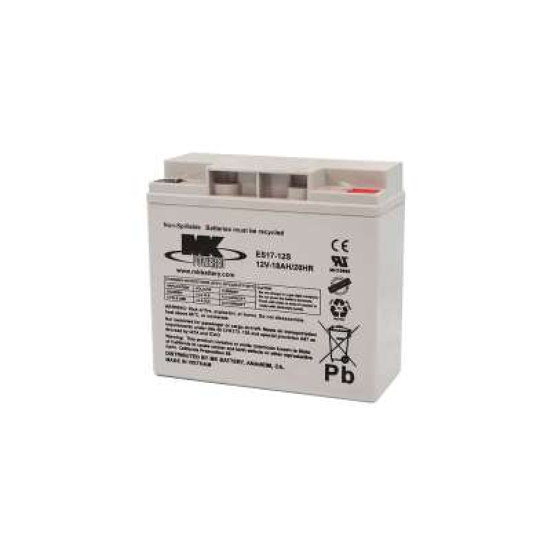 MK Batteries 18Ah Sealed Lead Acid