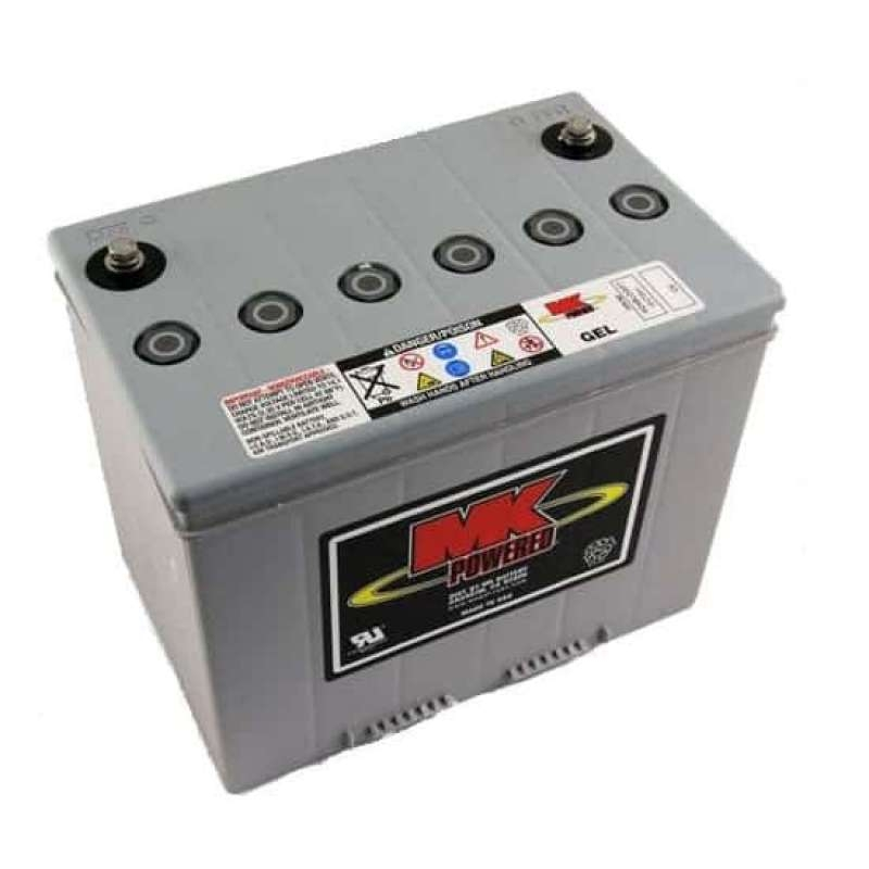 MK Batteries 51Ah Heavy Duty Gel