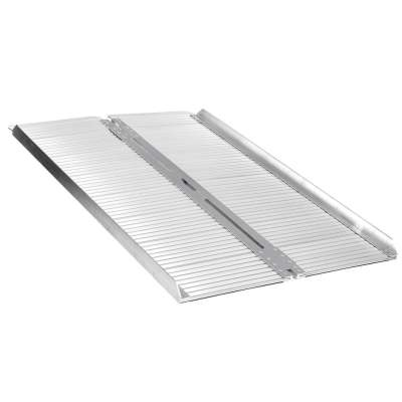 Enable Access 6ft Folding aluminium suitcase ramps