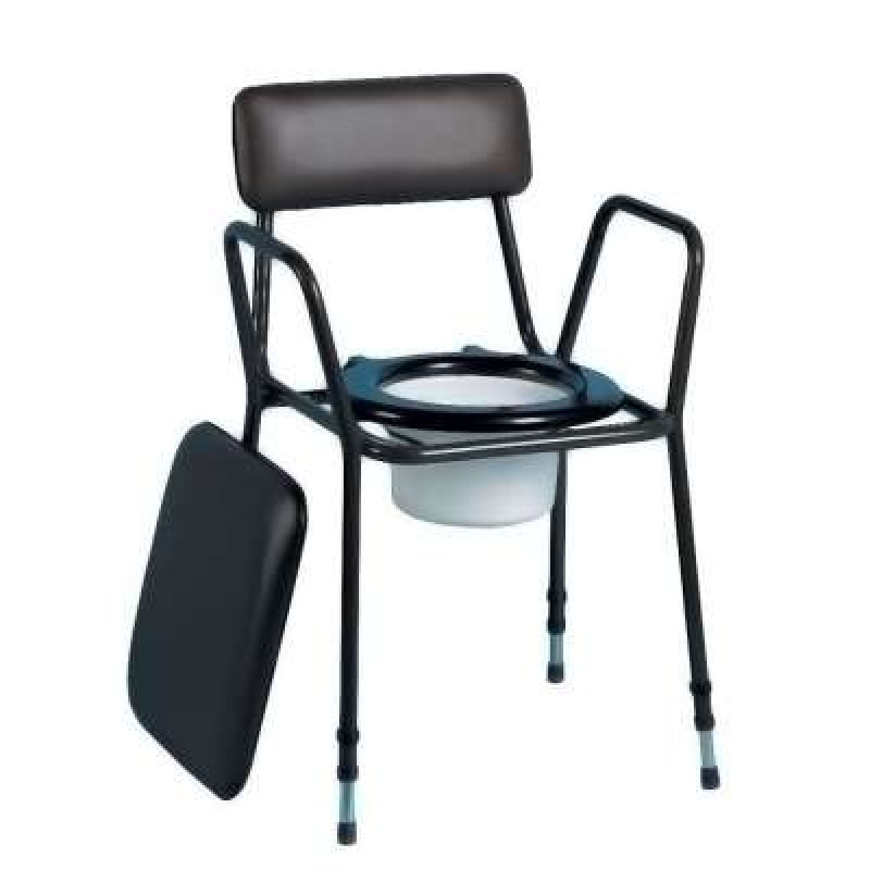 Drive Devilbiss Height Adjustable Stacking Commode