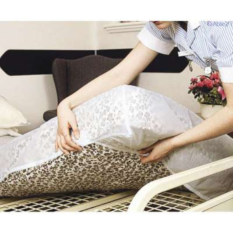 Able2 Waterproof Single Duvet Protector