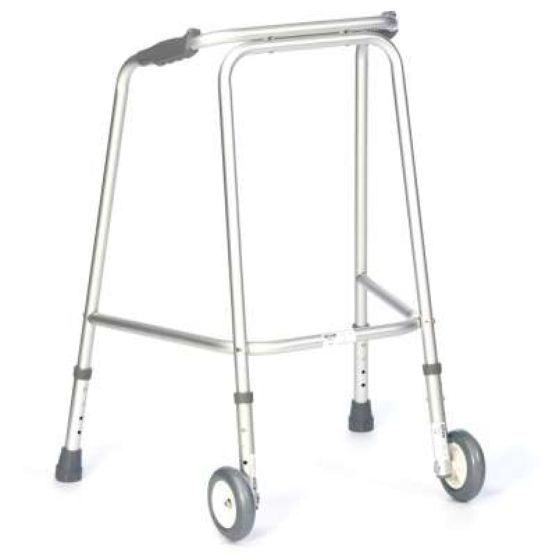 Drive Devilbiss Domestic Walking Frame with wheels
