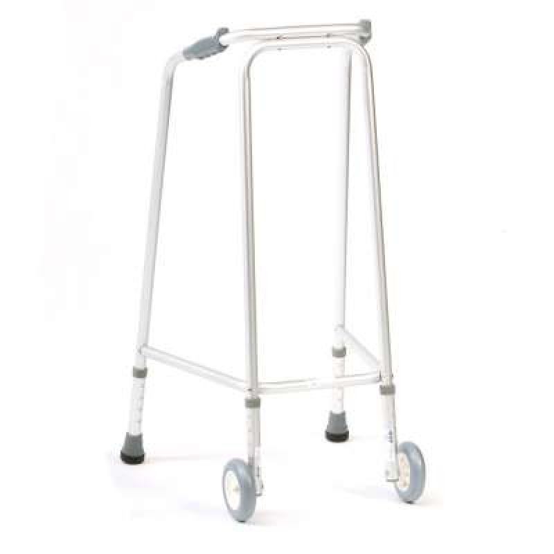 Drive Devilbiss Wheeled Ultra Narrow Walking Frame