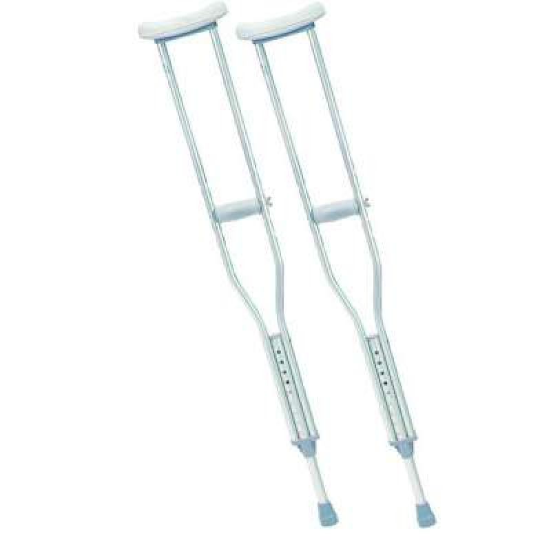 Drive Devilbiss Aluminium Under arm Crutches