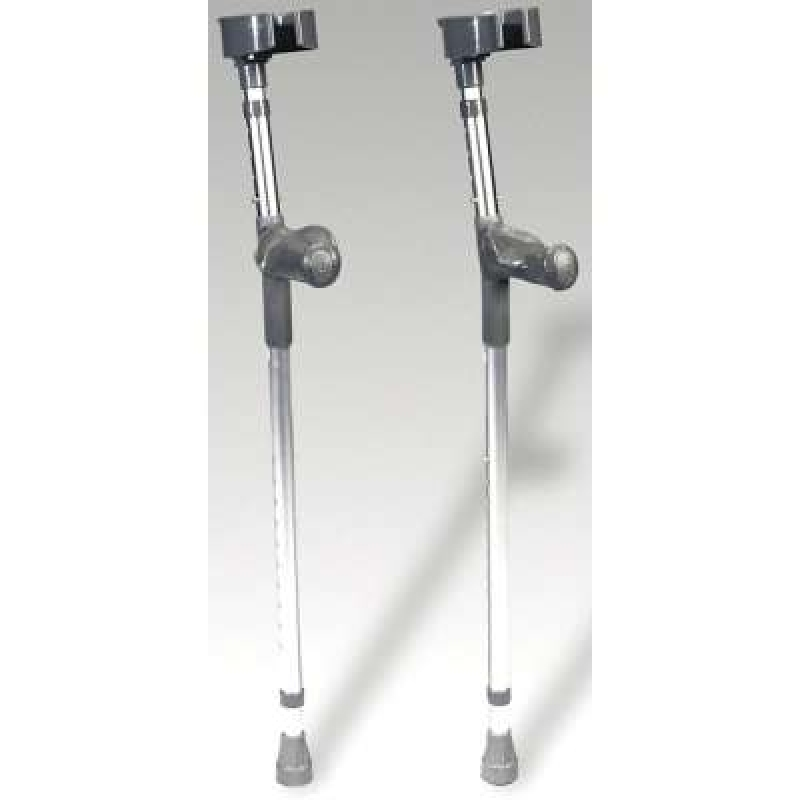 Drive Devilbiss Comfort Grip Double Adjustable Crutches