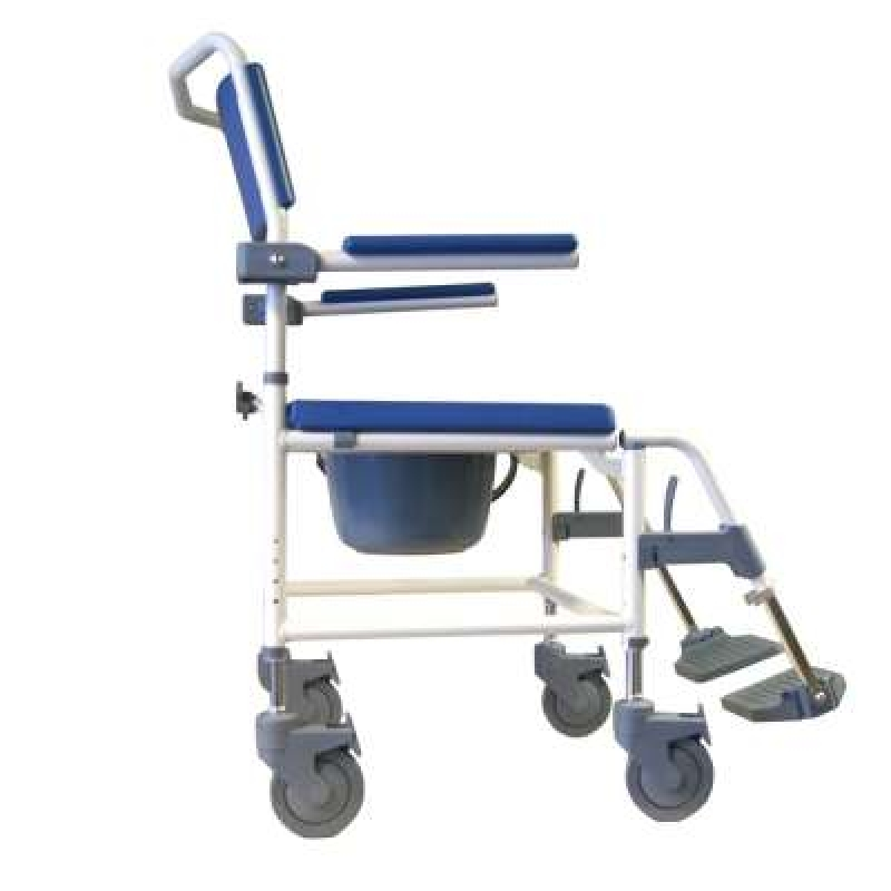 Drive Devilbiss Aston Mobile Shower Commode Chair