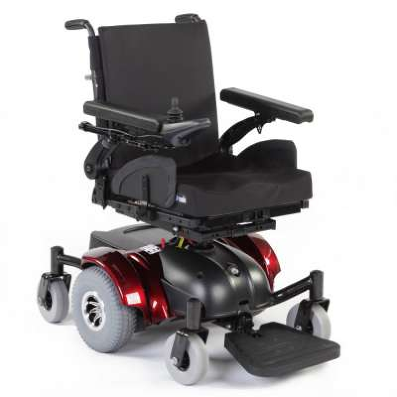 Sunrise Medical Quickie Hula Powered Wheelchair