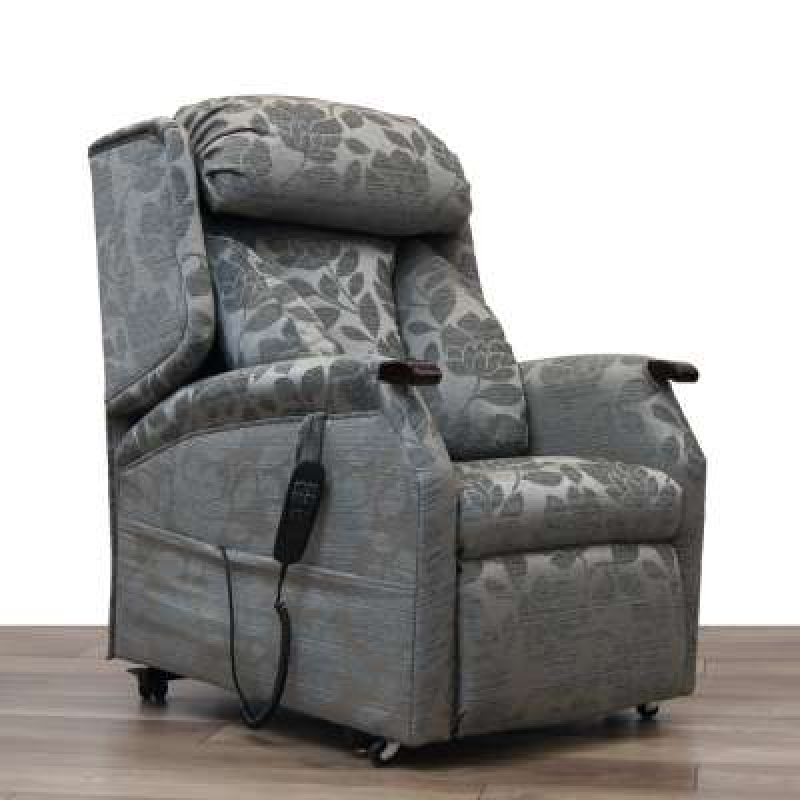 Rise & Recline Lateral Support Dual Tilt in Space Armchair