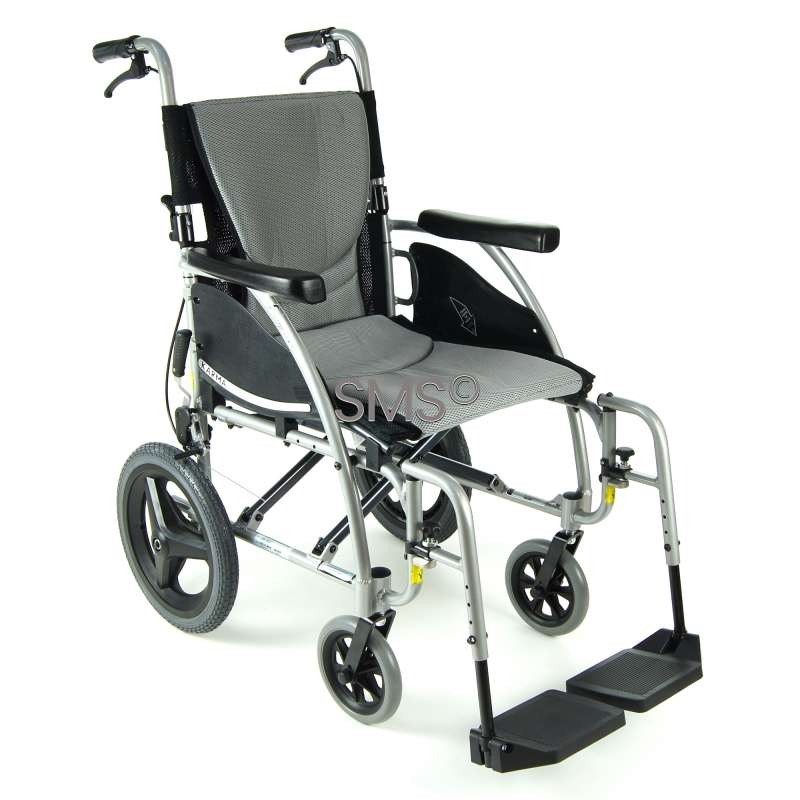 Karma Ergo 115 Superlight Transit Wheelchair