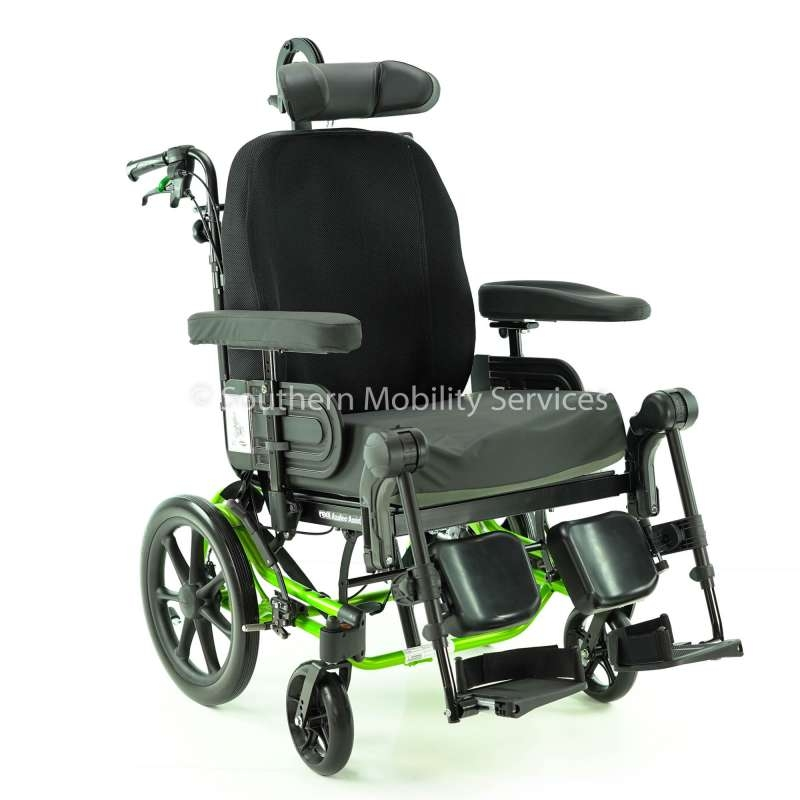 Invacare Rea Azalea Tilt in Space Wheelchair