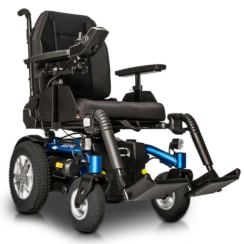 Quantum Aspen® Rear Wheel Drive Powerchair