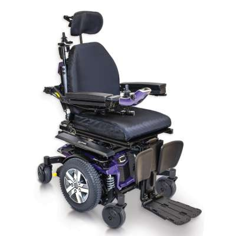 Quantum Q6 Edge2 Powered Wheelchair