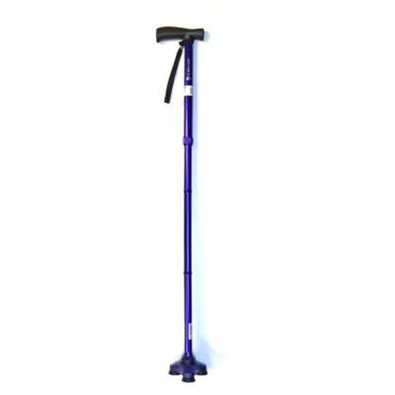 Drive Devilbiss HurryCane Tripod Walking Stick