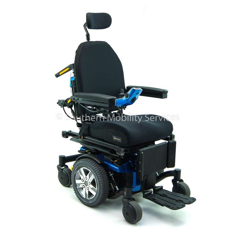 Quantum Q6 Edge Z Powered Wheelchair