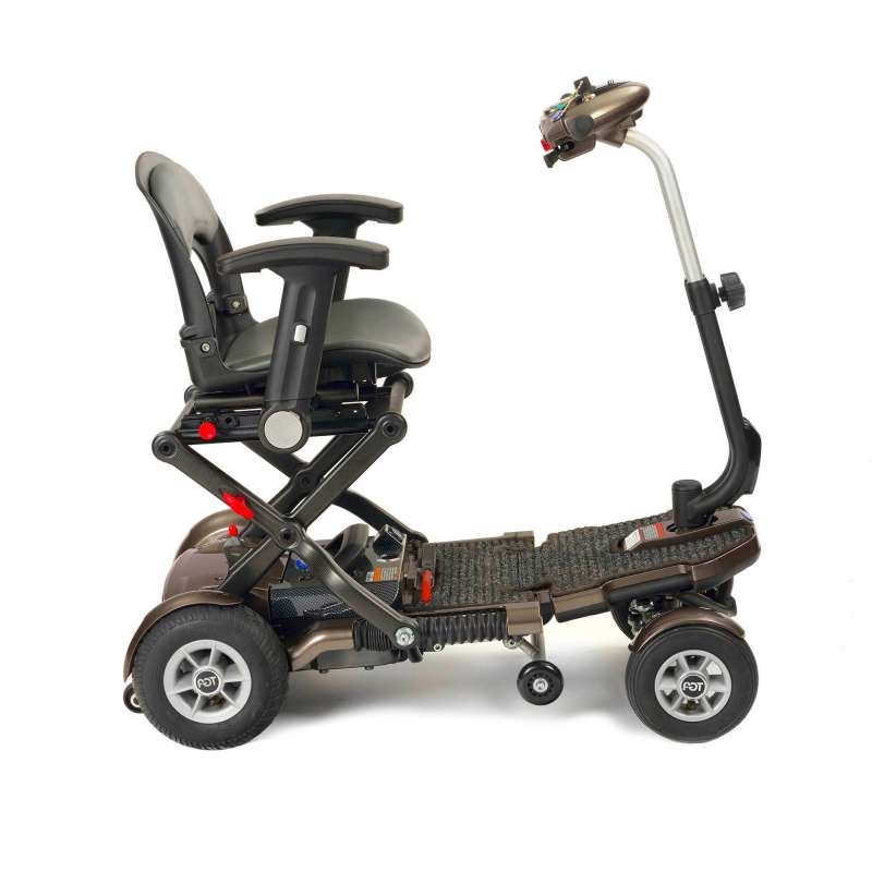 Minimo Plus 4 Folding Scooter