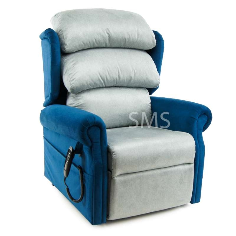 Rise & Recline Royal Dual Motor Lift Chair