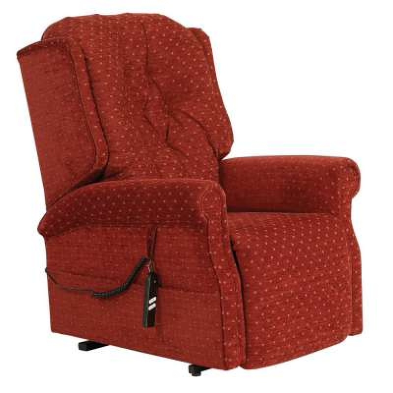 Rise & Recline Hampton Dual Motor Riser Recliner Chair