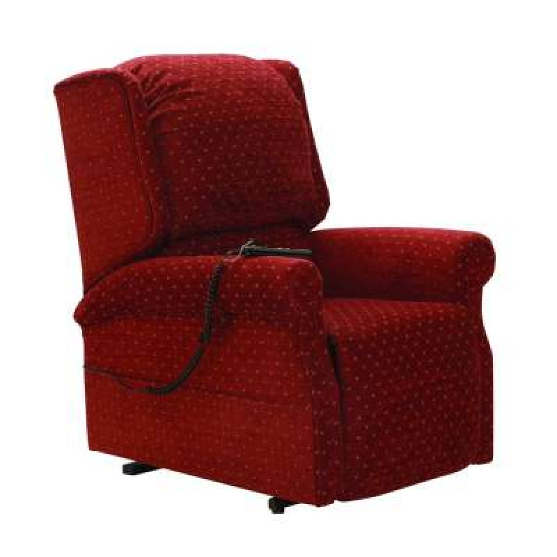 Rise & Recline Imperial Dual Motor Pillow Back Chair