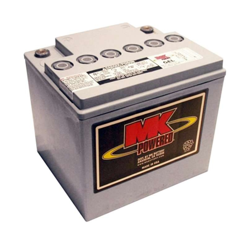MK Batteries 40Ah Heavy Duty Gel